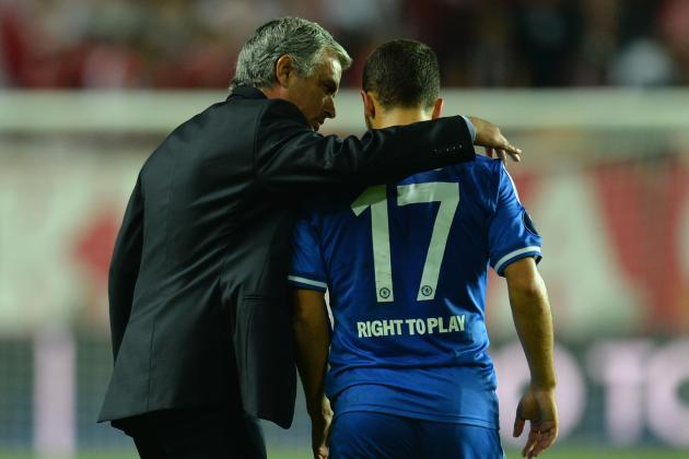 Jose 'Not Happy' with Hazard's Defensive Effort