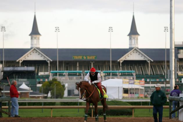Kentucky Derby Start Time 2014: Post Info, TV Schedule and Live Stream Coverage