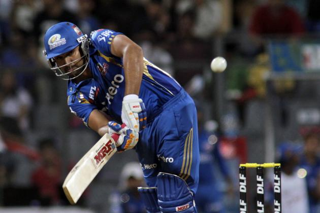 Mumbai Indians vs. Kings XI Punjab: Date, Time, Live Stream, TV Info and Preview