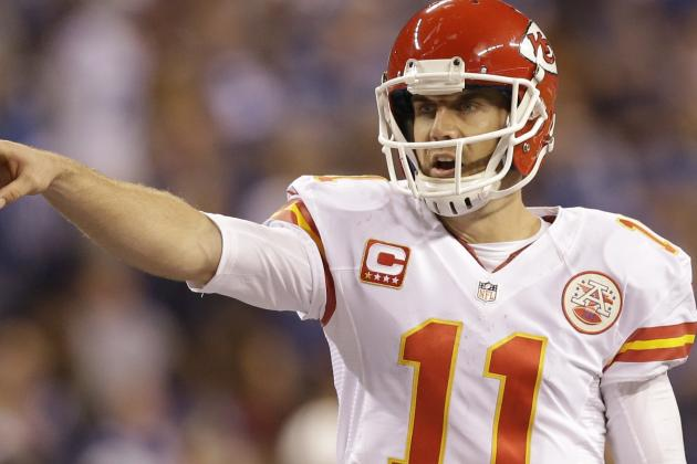 Alex Smith Goes for Boos in Speech to University of Utah Grads