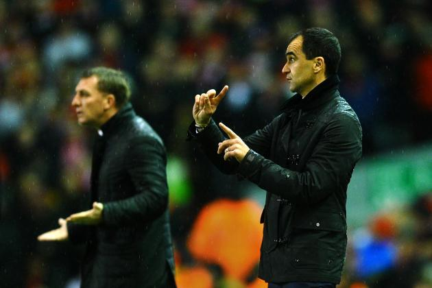 No Favours in Football as Liverpool Look to Everton for Hand in Title Challenge