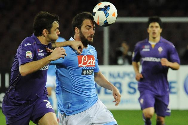 Fiorentina vs. Napoli: Coppa Italia 2014 Date, Time, Live Stream and TV Info