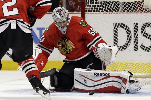 What Is Chicago Blackhawks' Biggest Concern in Round 2 of 2014 NHL Playoffs?