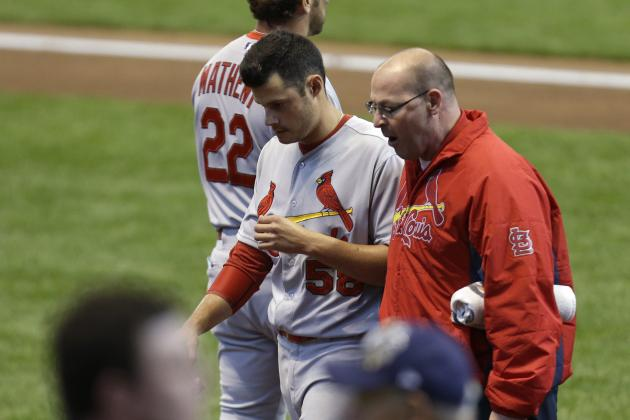 Joe Kelly Nears Cards' Return