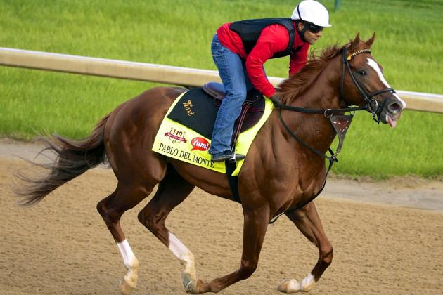 Pablo Del Monte Withdraws from Kentucky Derby