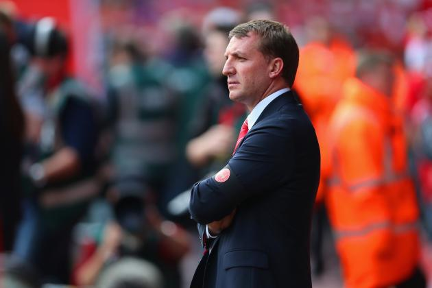 Crystal Palace vs. Liverpool: Key Quotes from Brendan Rodgers' Pregame Presser