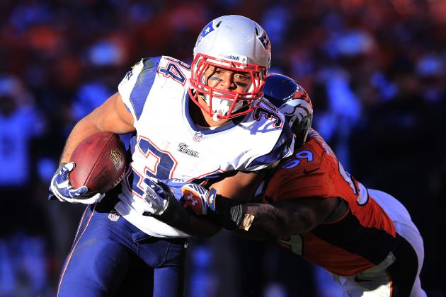 Patriots Running Back Shane Vereen: Wrist Still Isn't 100 Percent