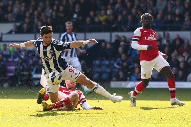 Arsenal vs. West Brom: Date, Time, Live Stream, TV Info and Preview