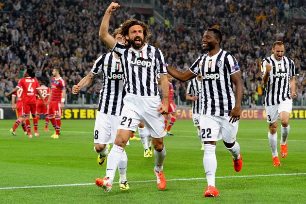Andrea Pirlo Officially Signs Contract Extension with Juventus