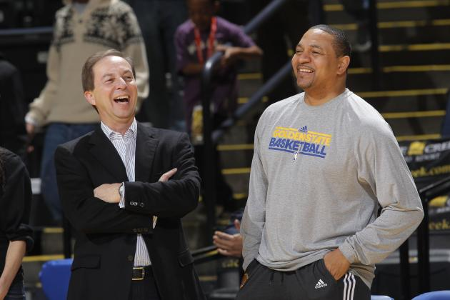 Golden State Warriors Owner Denies Talks Over Mark Jackson's Job Status