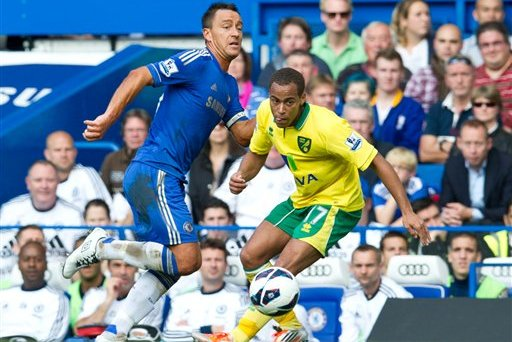 Chelsea vs. Norwich City: Date, Time, Live Stream, TV Info and Preview