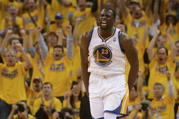 Magic Johnson: Draymond Green Is 'Almost Like a Mini-Magic'