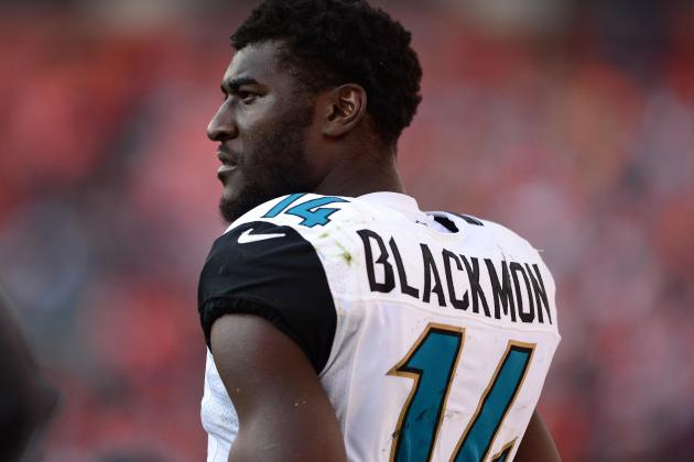 Jaguars Not Counting on Justin Blackmon to Return in 2014