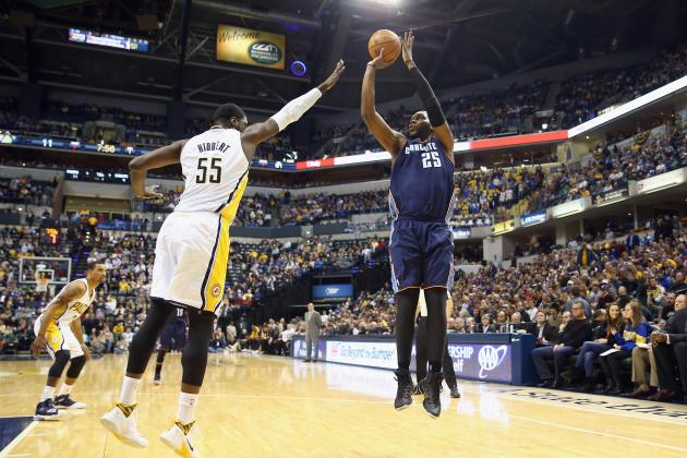 What D12 and Roy Hibbert Can Learn from the Professor of Postology, Al Jefferson