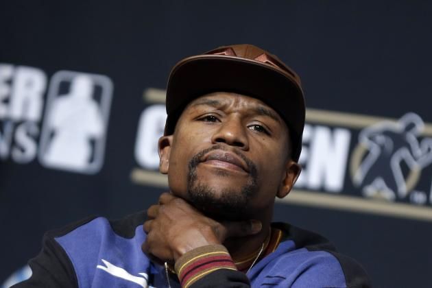 Floyd Mayweather Jr. Must Remain Focused on Marcos Maidana to Win Defining Bout