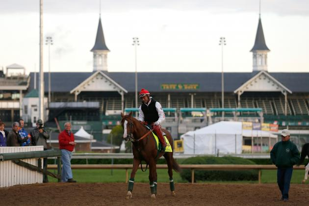 Kentucky Derby Odds 2014: Examining Lines, Payouts for Field at Churchill Downs