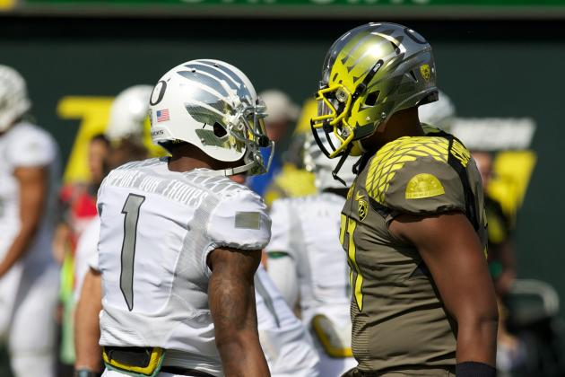 Q&A: Tony Washington Reflects on Oregon Ducks' Spring Football