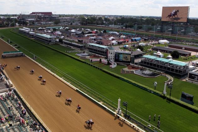 Kentucky Derby 2014 Weather: Latest Forecast for 140th Race at Churchill Downs
