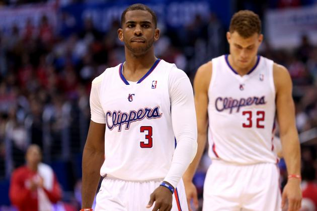 Can Chris Paul and Blake Griffin Save the Los Angeles Clippers' Season?