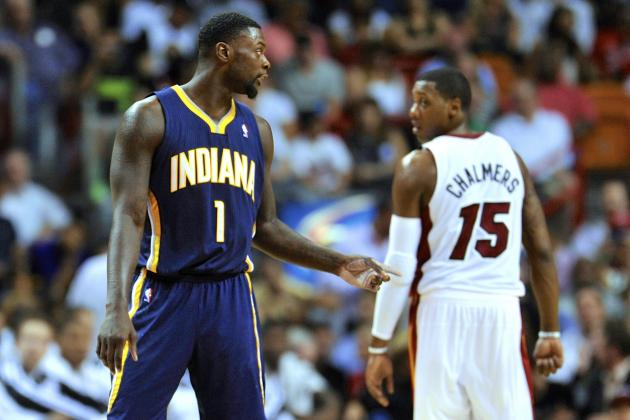 Miami Heat 'Fast Five': Pushing for the Pacers, LeBron on KD, Birdzilla and More