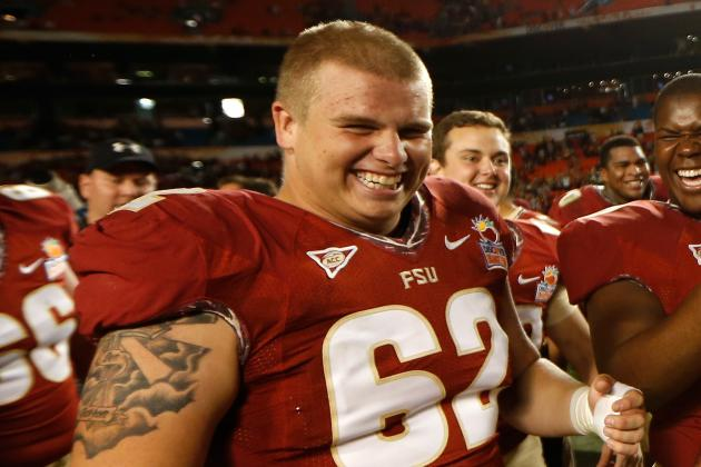 Florida State OL Poised for Greatness