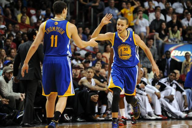Key Ingredients in Golden State Warriors' First-Round Upset Recipe