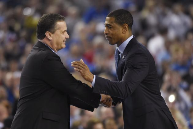 Is John Calipari or Kevin Ollie More Likely to Make the Leap to the NBA?