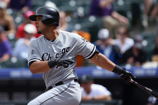 White Sox's Jose Abreu Lays Waste to April Rookie Record Books