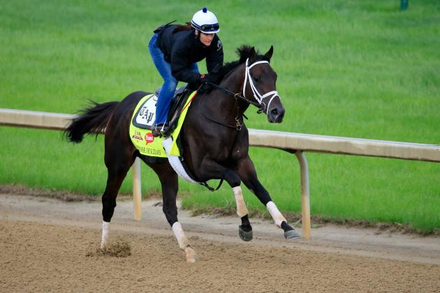 Kentucky Derby Field 2014: Race Lineup and Undercard Info for Churchill Downs