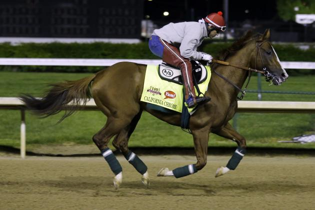 Kentucky Derby Odds 2014: Final Predictions on Latest Vegas Betting Lines
