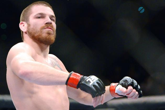 UFC: Donald 'Cowboy' Cerrone vs. Jim Miller Booked