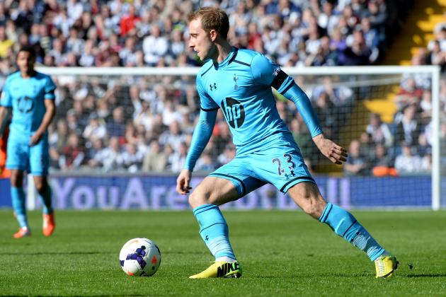West Ham United vs. Tottenham Hotspur: Live Player Ratings for Spurs