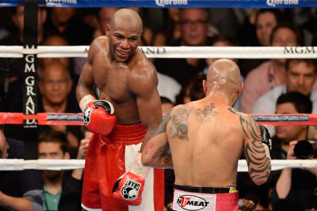 Mayweather vs. Maidana: Highlighting Most Vital Wins in Each Fighter's Career