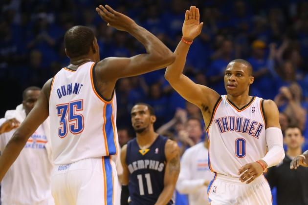 Oklahoma City Thunder vs. Memphis Grizzlies: Game 7 Preview and Predictions