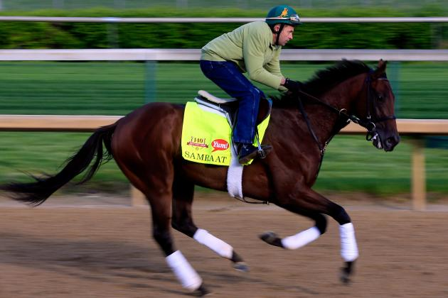 Kentucky Derby Picks 2014: Predictions Based on Odds for Churchill Downs