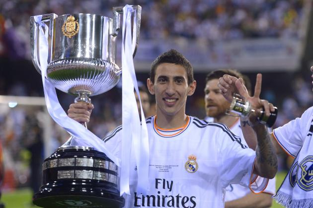 Rejuvenated Di Maria Key to Real Madrid Success