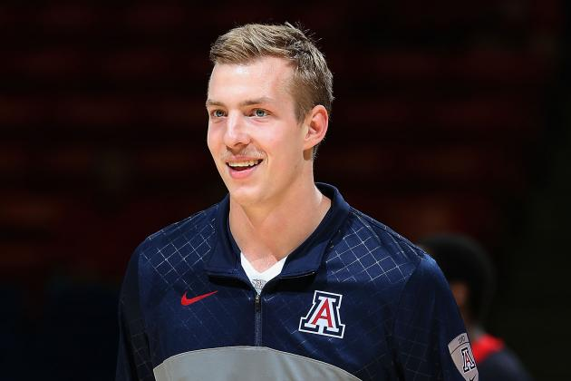 Arizona F Zach Peters Retiring for Medical Reasons