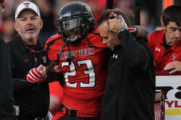 Kingsbury Says Cornerback's Status to Be Revisited After Semester Ends