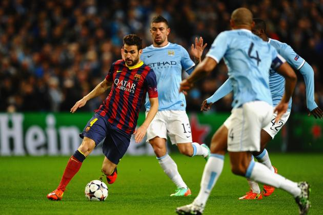 Manchester United Transfer News: Red Devils Wasting Time Chasing Cesc Fabregas