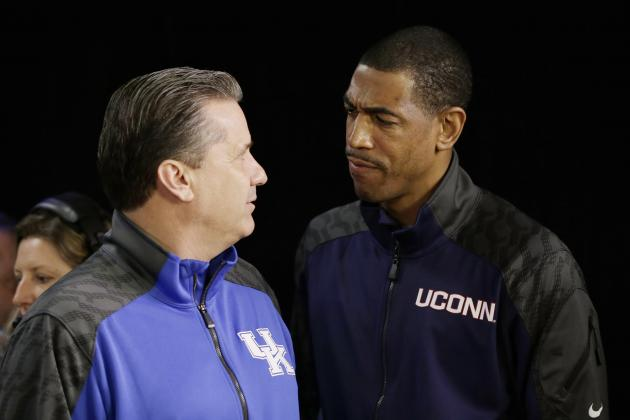 Bovada Names Kevin Ollie, John Calipari Among Favorites in Lakers Job Prop Bet