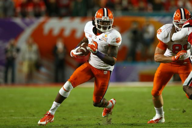 Justin Blackmon's Instability Makes Sammy Watkins Ideal Draft Target for Jaguars