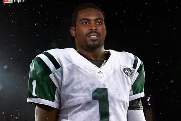 Michael Vick Will Wear No. 1 for New York Jets