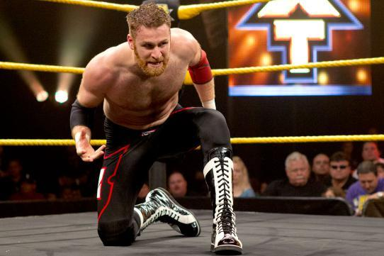 Sami Zayn Is More Than Ready for a Main-Roster Call-Up