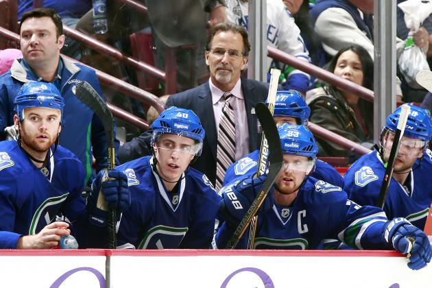 Dave Lozo's Bag Skate: John Tortorella Got a Raw Deal in Vancouver