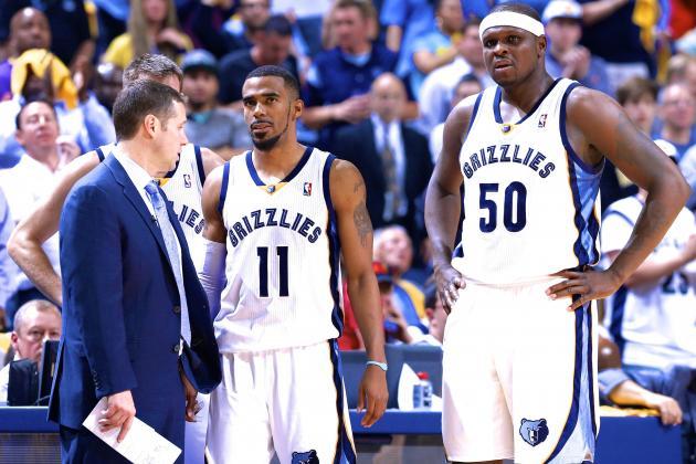 Zach Randolph's Suspension Destroys Grizzlies' Hopes of Game 7 Upset in OKC