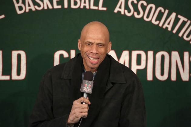 Kareem Abdul-Jabbar Says Person Who Recorded Donald Sterling Should Be in Jail