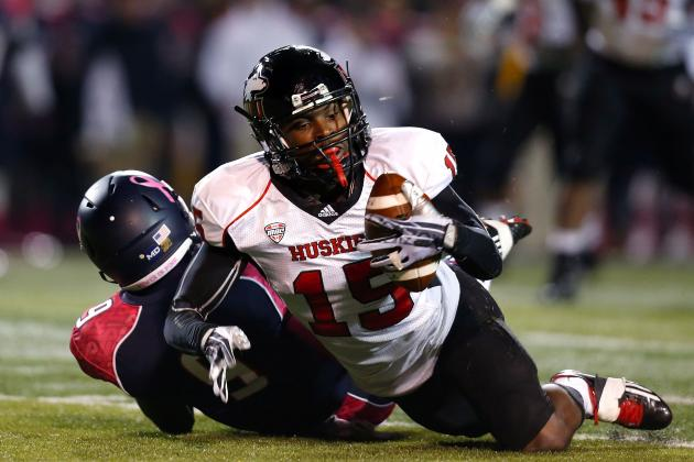 2014 Atlanta Falcons Potential Draft Pick Profile: Safety Jimmie Ward