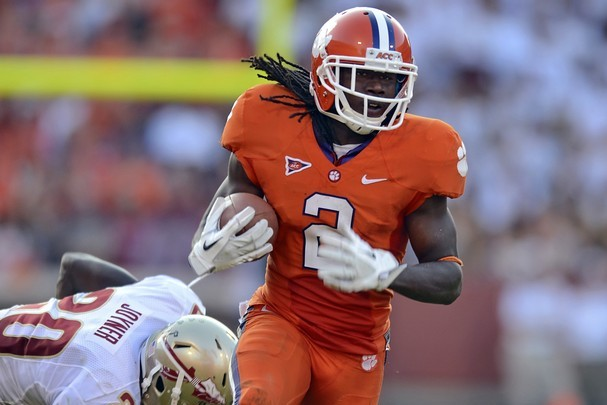 What's the Twitter Buzz About Sammy Watkins as 2014 NFL Draft Approaches?