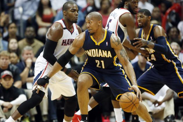 NBA Playoffs 2014:  Updated Finals Odds Heading into End of Round 1