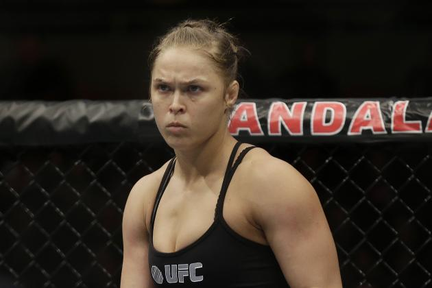 Ronda Rousey vs. Cris Cyborg: Fight Each Other or End the Conversation
